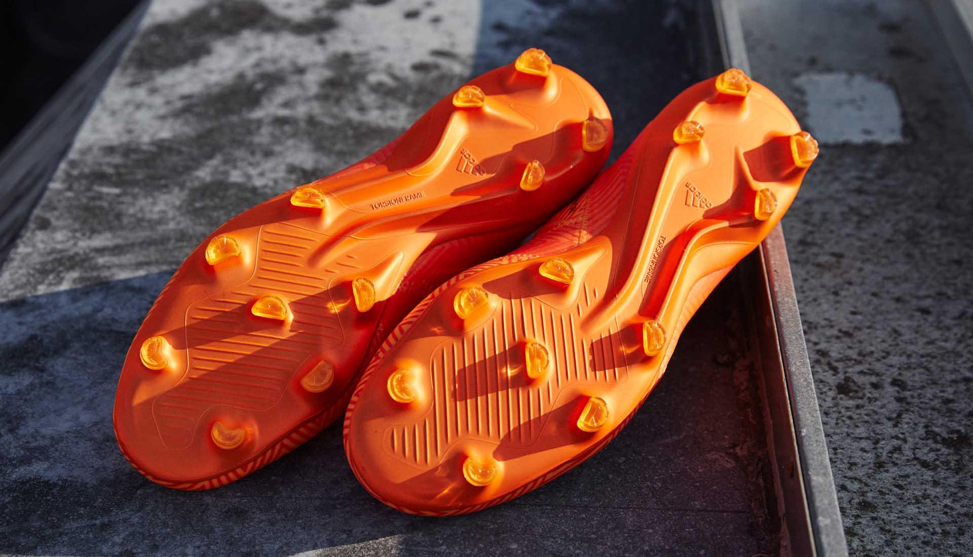 hot sales ac43d 6f955 adidas Launch The Nemeziz 18+
