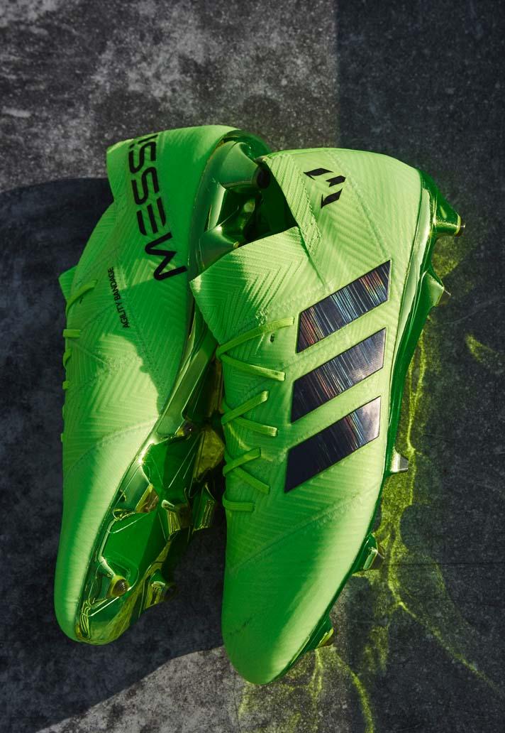 quality design 04da3 3b32c adidas Launch The Nemeziz Messi 18.1