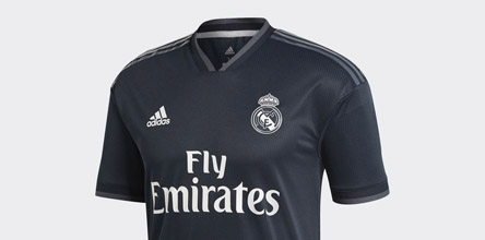 52b93eeffd8 adidas Launch Real Madrid 2018/19 Home & Away Shirts - SoccerBible