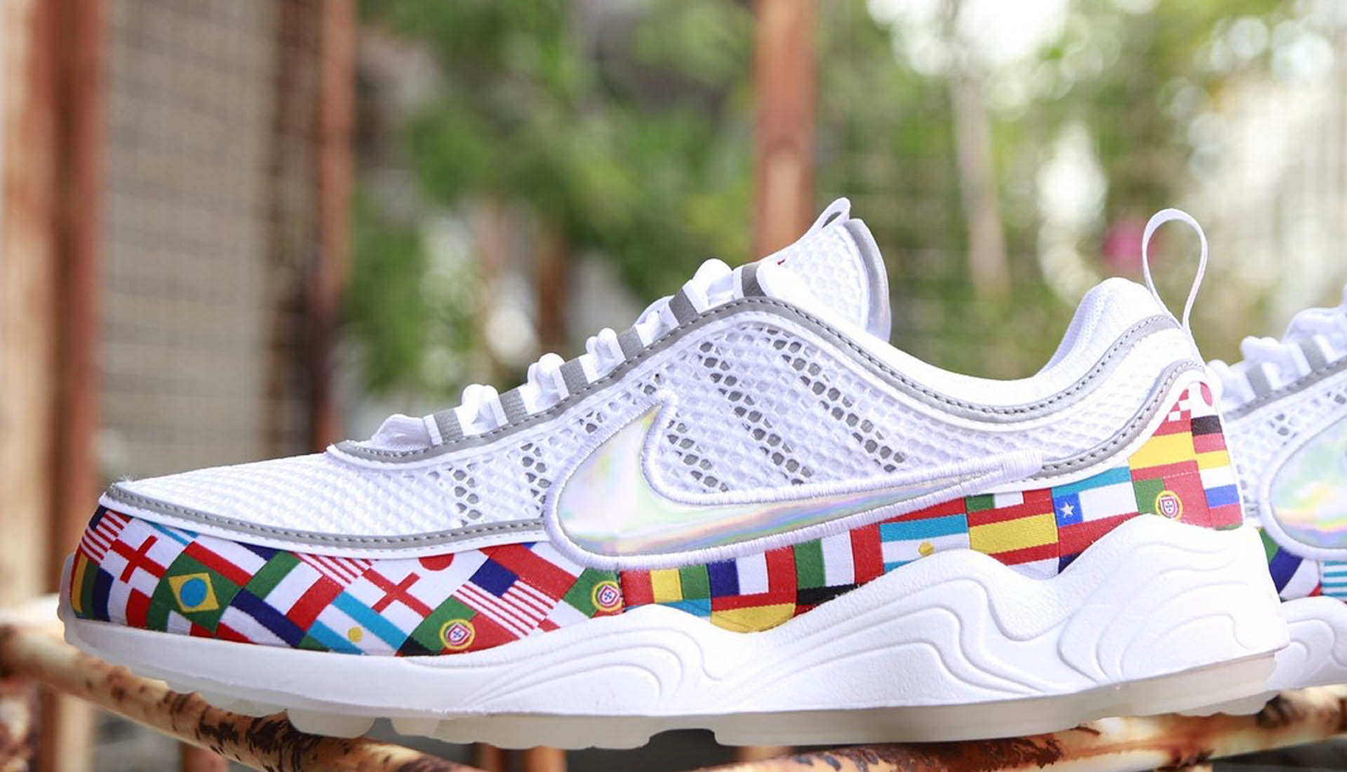 Nike Air Zoom Spiridon Gets Timely