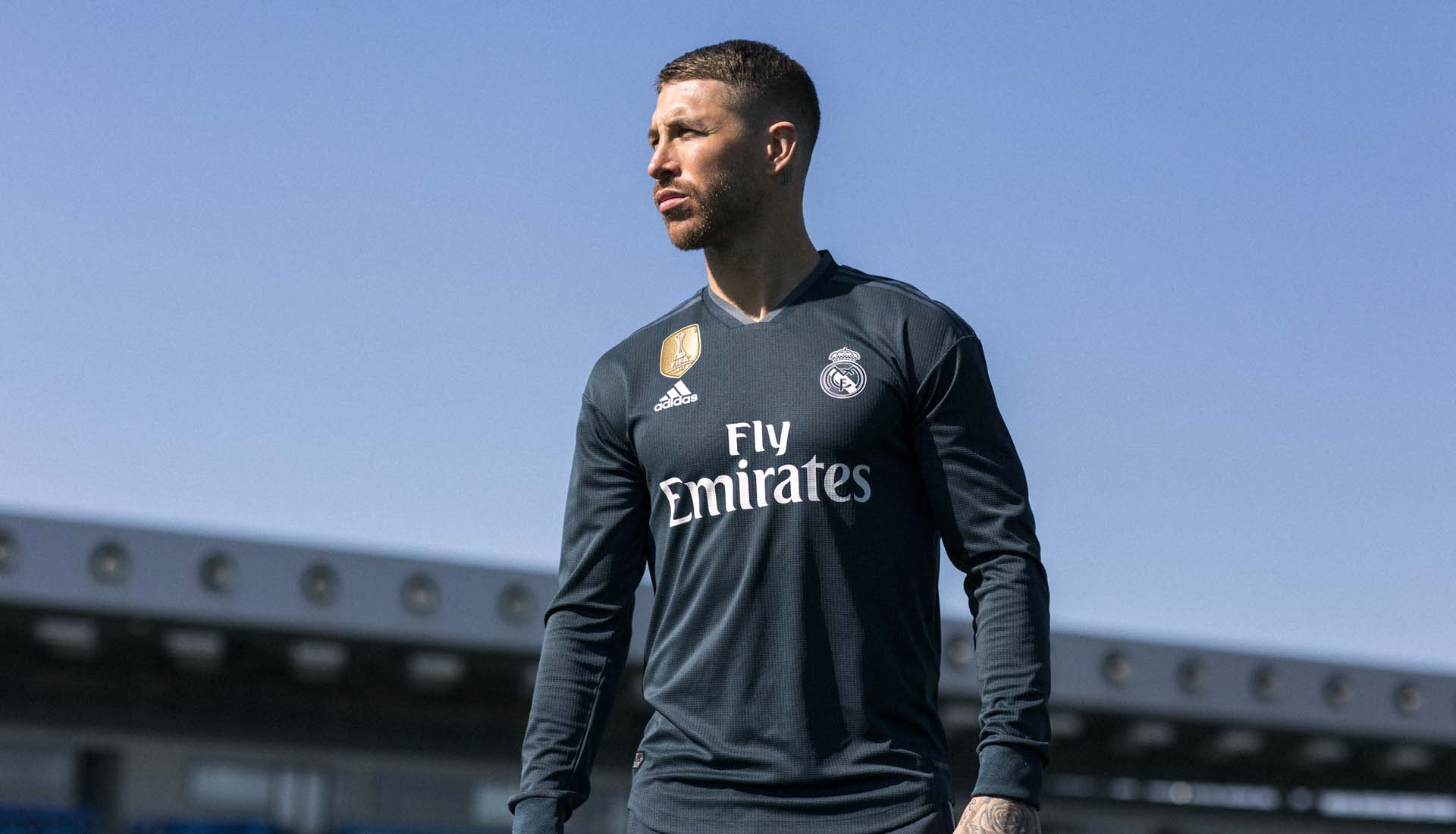 ae34abd6fbd adidas Launch Real Madrid 2018 19 Home   Away Shirts - SoccerBible