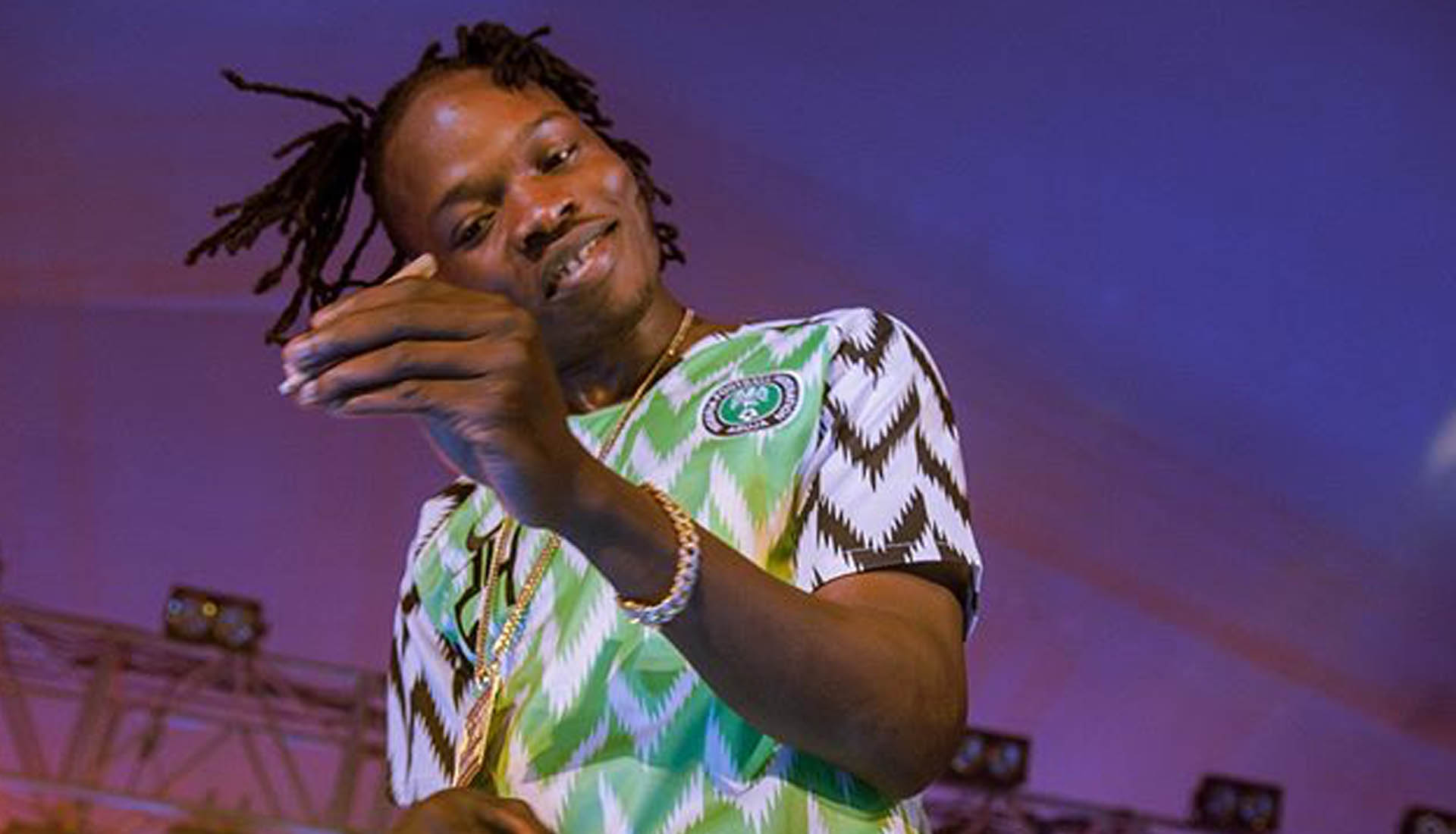 9fc48ca989c Naira Marley Releases Nigeria World Cup Song  Issa Goal  - SoccerBible.