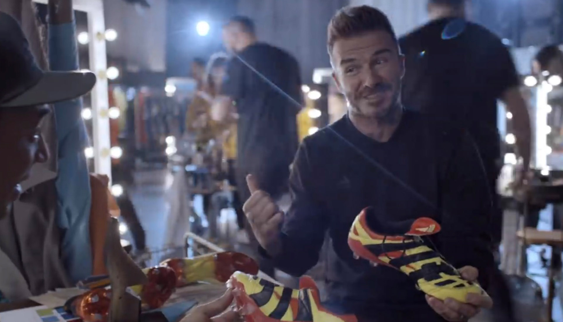 73aa741c898d adidas Launch  Create The Answer  Advert - SoccerBible