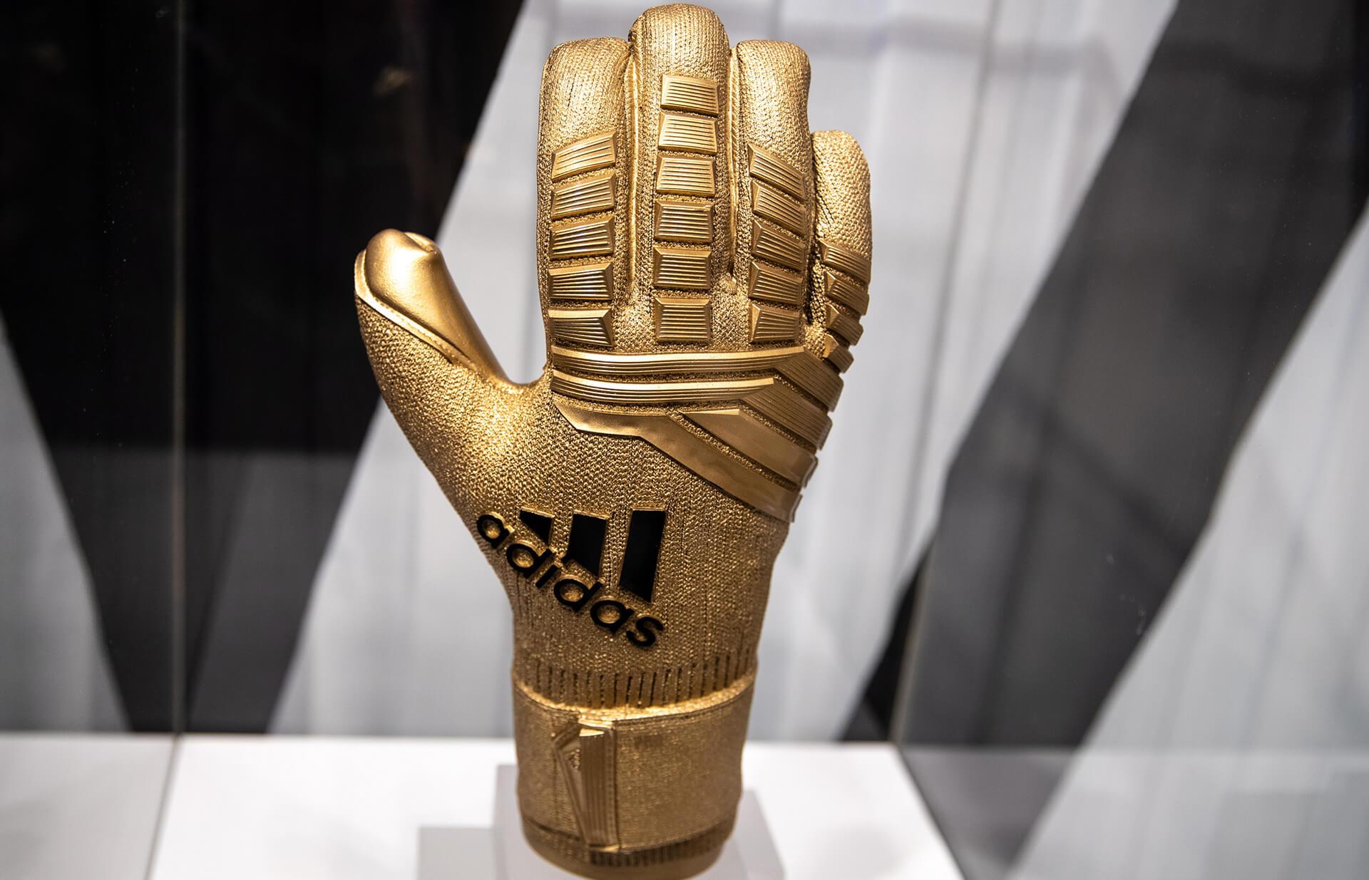 adidas Reveal 2018 World Cup Golden Boot, Ball & Glove ...