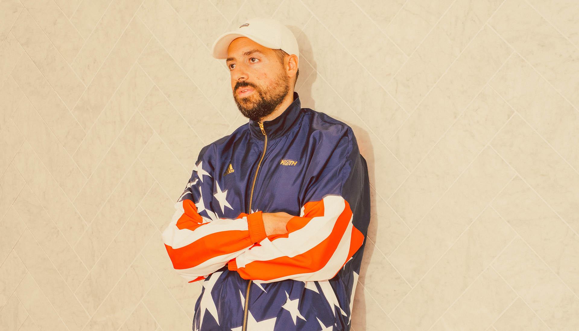 KITH's Ronnie Fieg Talks Soccer & Fashion SoccerBible