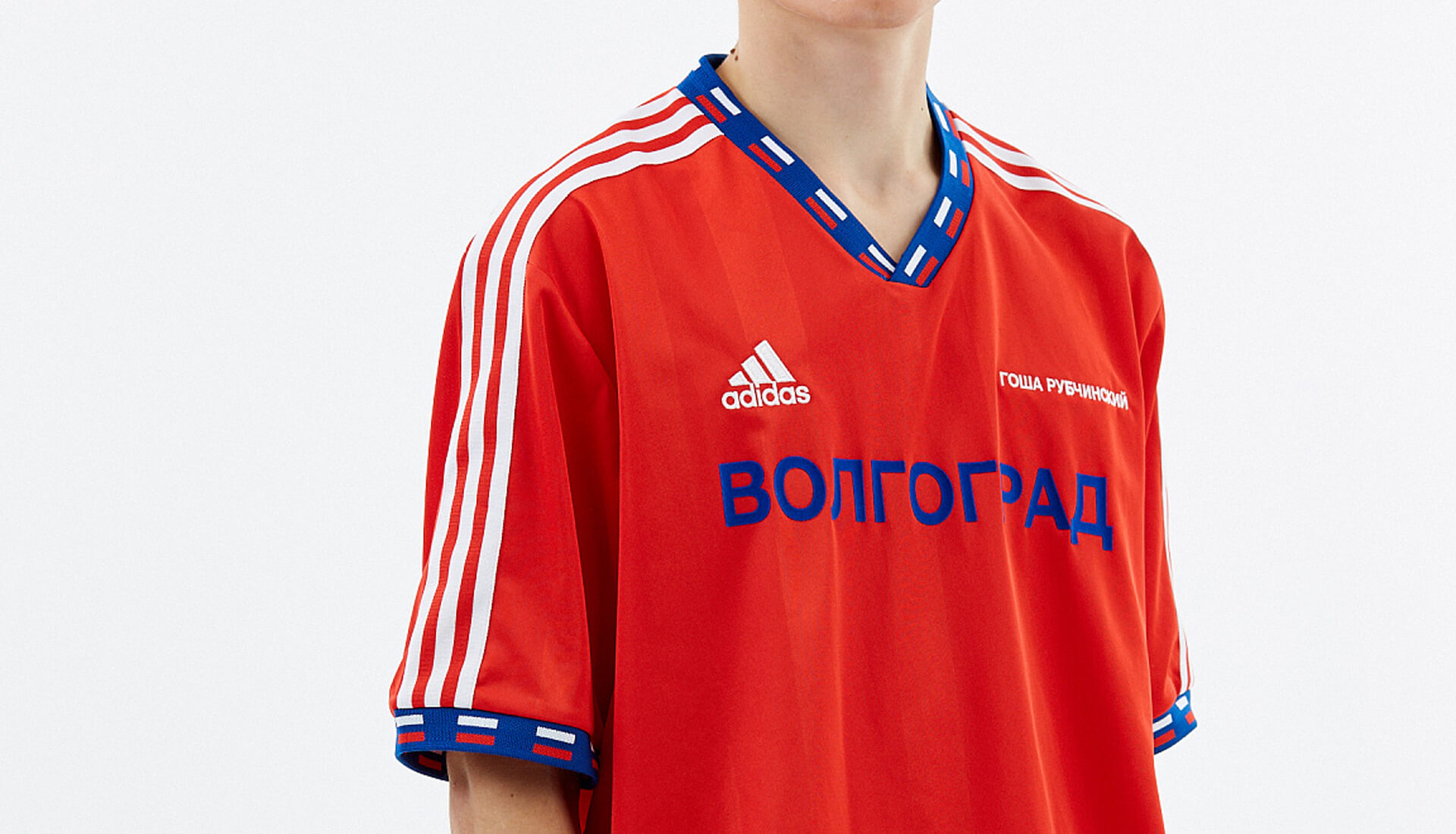 A Complete Look at the Gosha Rubchinskiy x adidas World Cup