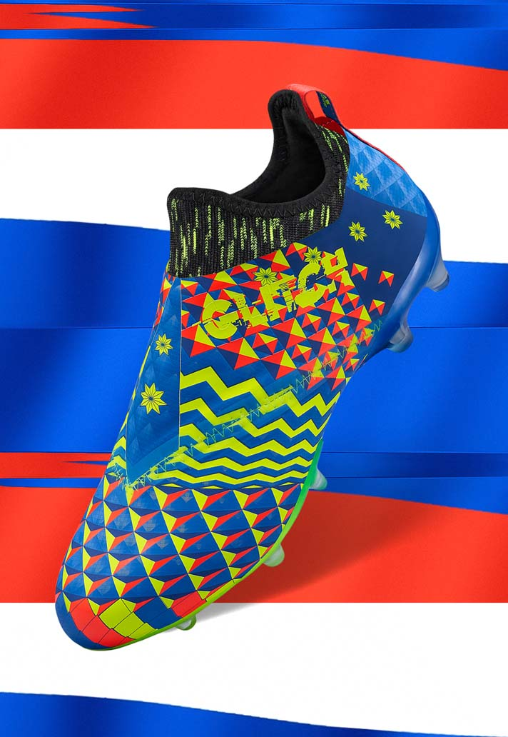 diseño atemporal 2019 real outlet adidas Football Launch The GLITCH World Pack - SoccerBible