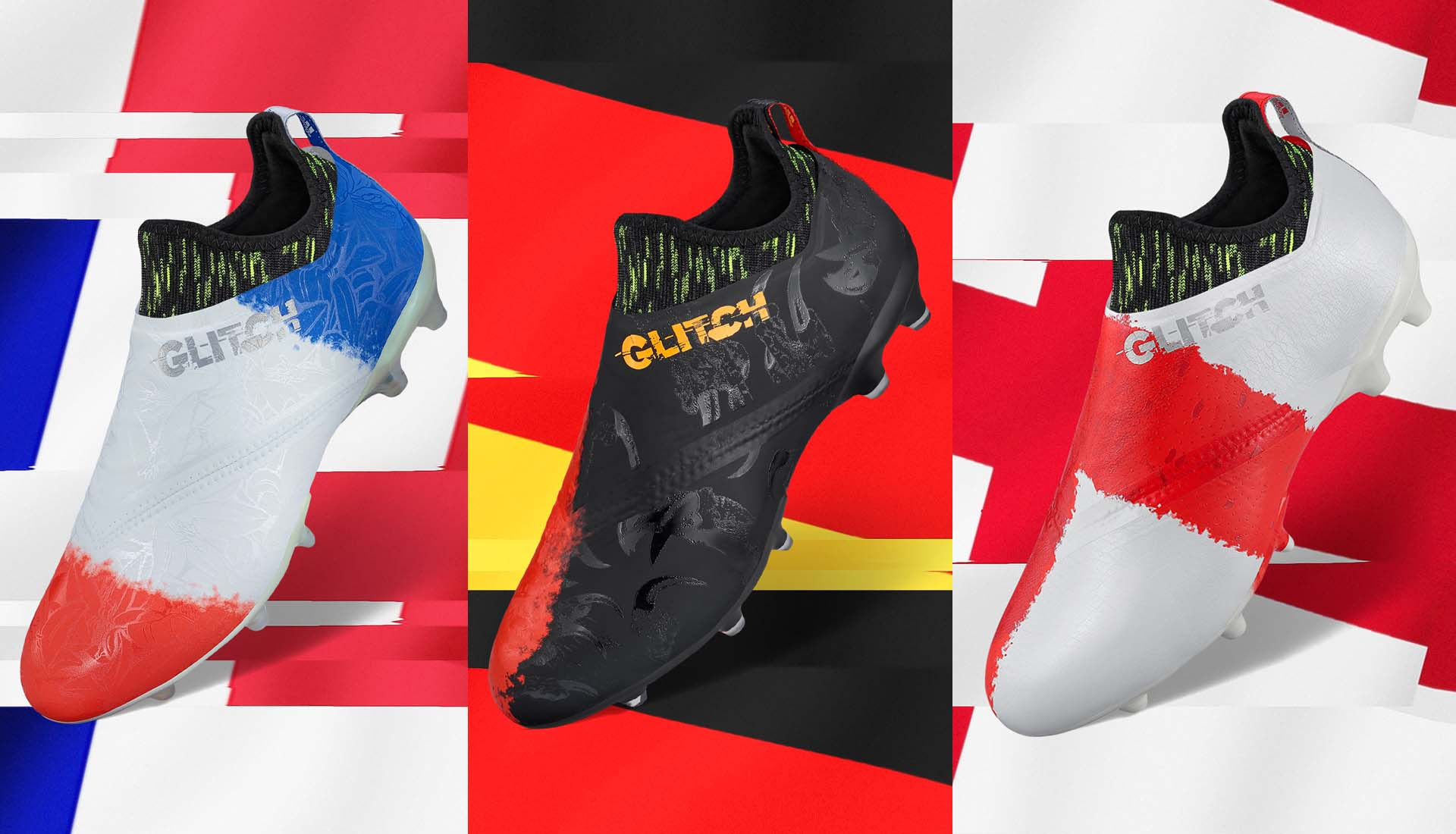 04d88d2c561d adidas Football Launch The GLITCH World Pack - SoccerBible