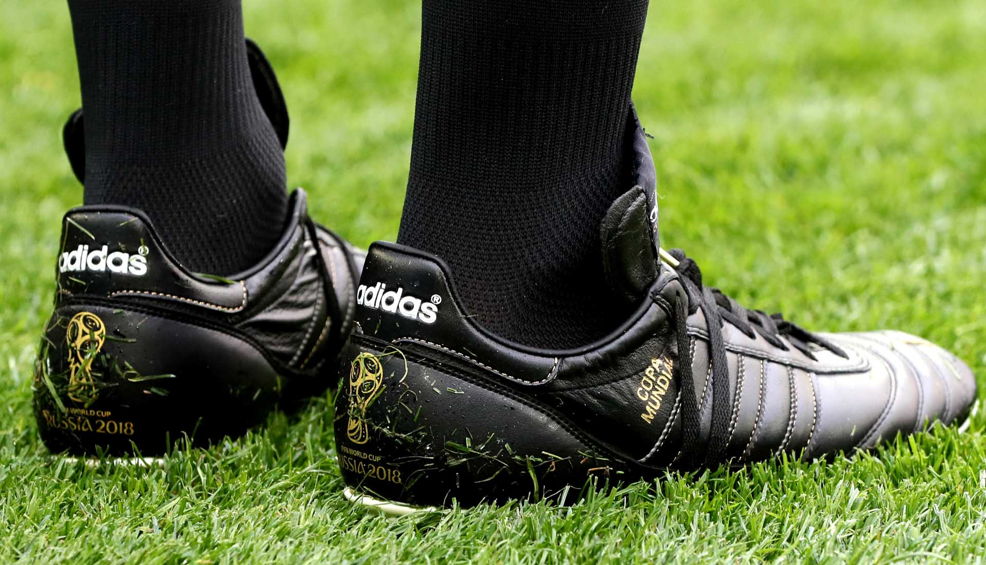 e4d628d58 World Cup Referees Supplied With Custom adidas Copa Mundial Boots ...