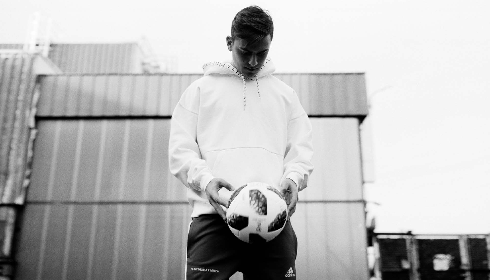 665ec6d67e7c17 Paulo Dybala Talks Argentina & World Cup For SoccerBible '32/12 ...