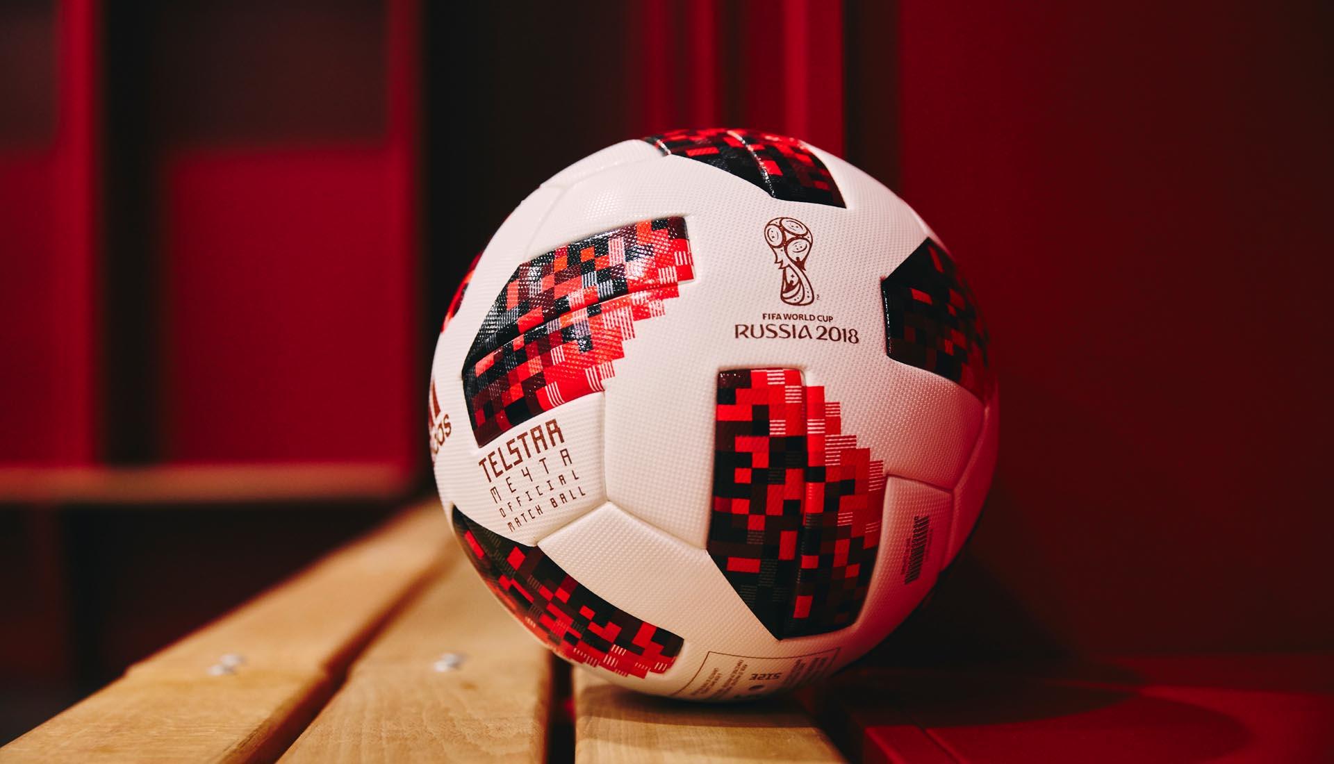 adidas Launch The Telstar Mechta Ball For World Cup KO