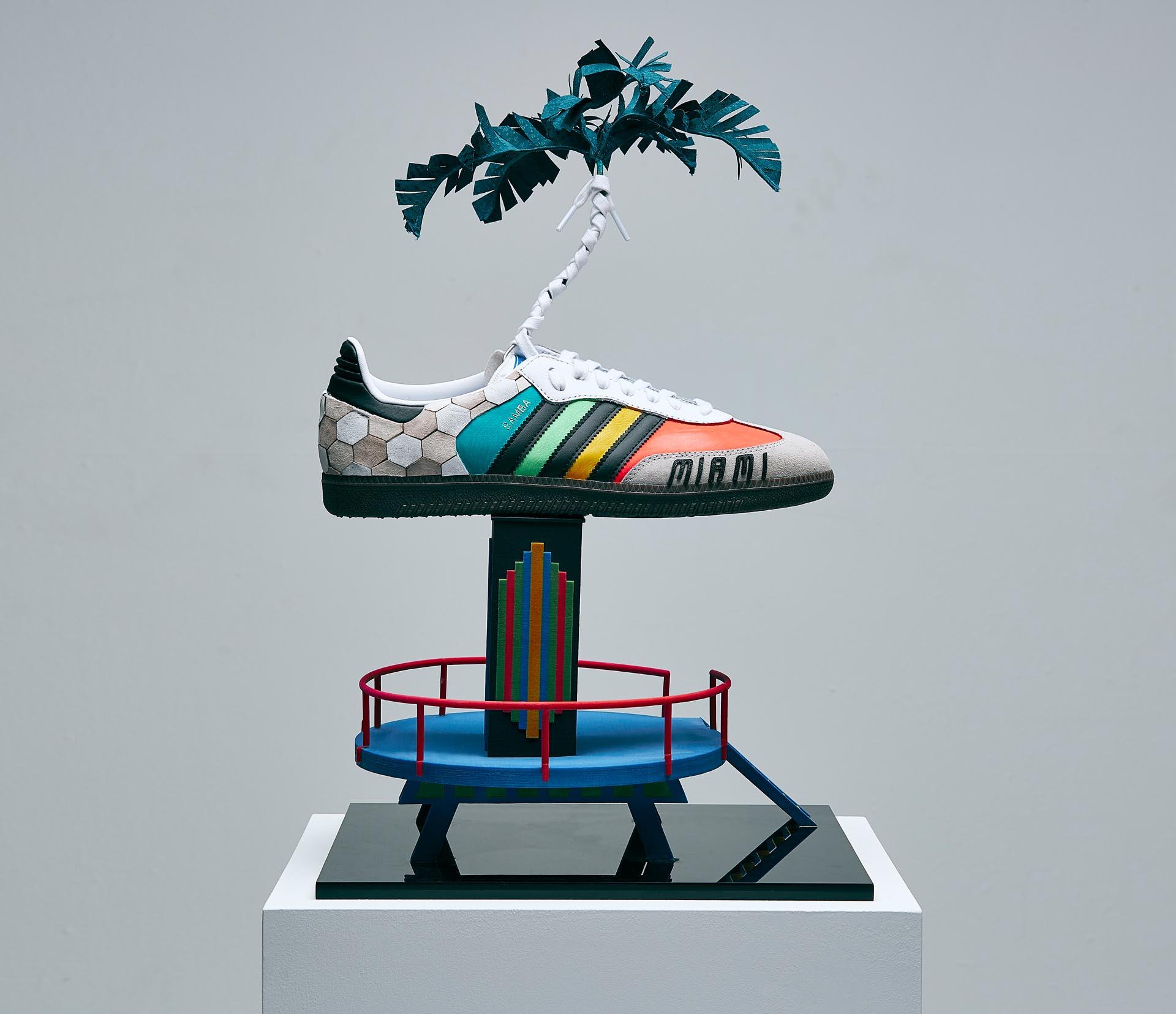f6cbc30ef6dc David Beckham Designs Custom Samba For adidas