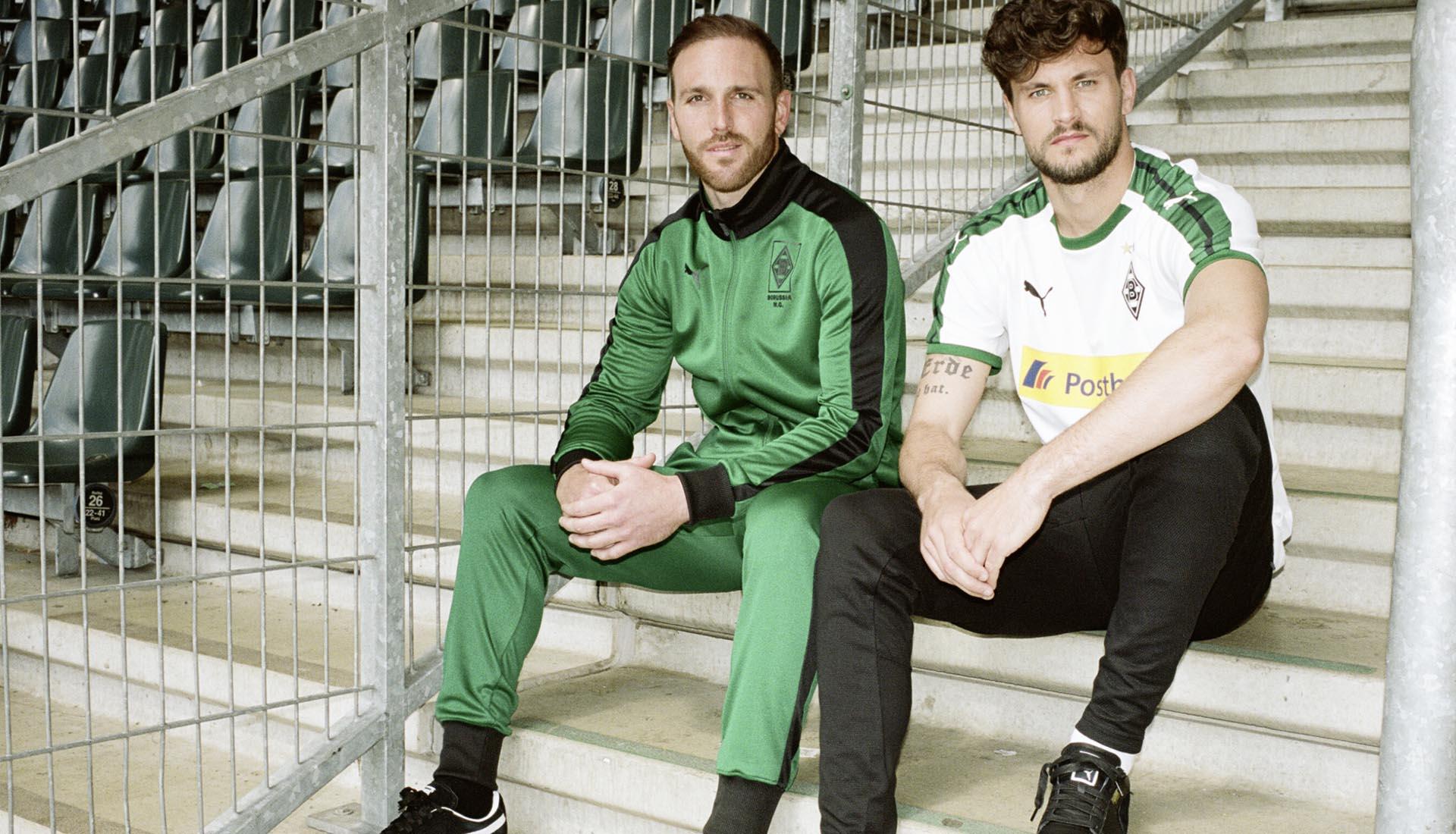 PUMA   Borussia Monchengladbach Announce Long Term Partnership ... 3caa00efe