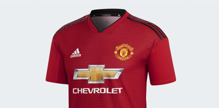 reputable site ae3cc 4ff72 adidas Launch The Manchester United 18/19 Pink Away Kit ...
