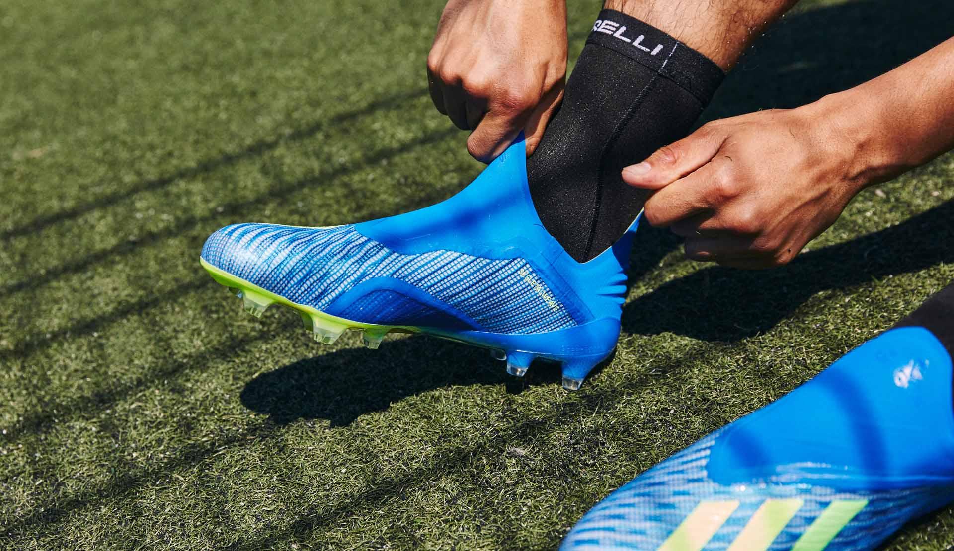 Adviento pausa Me preparé  Laced Up | adidas X 18+ Review - SoccerBible