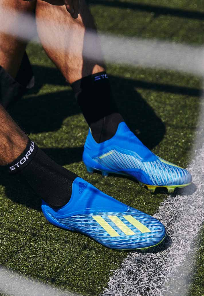 Laced Up | adidas X 18+ Review