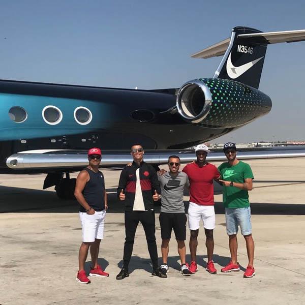 Ronaldo Teases Nike Air VaporMax CR7 SoccerBible