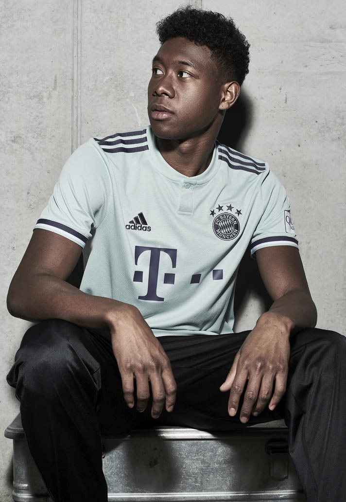 designer fashion febe1 8cb2d adidas Launch Bayern Munich 2018/19 Away Shirt - SoccerBible