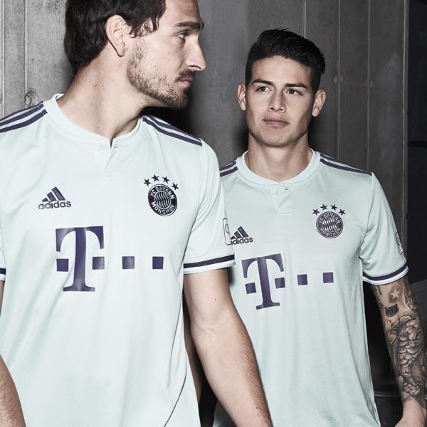 adidas Launch Bayern Munich 18 19 Home Shirt - SoccerBible 60d2fe49a