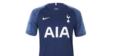 6f7fe51ee Nike Launch Spurs 18 19 Third Shirt - SoccerBible