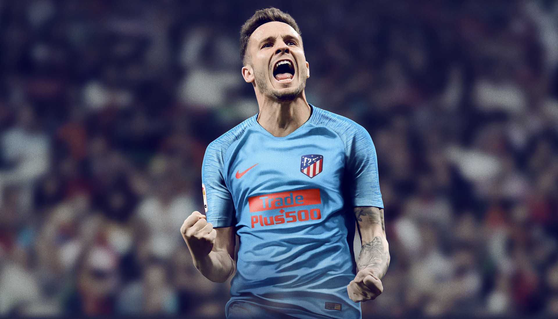 Nike Launch Atletico Madrid 18 19 Away Shirt Soccerbible