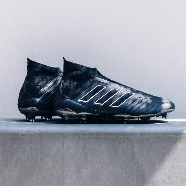 72c5ca524a7ed5 adidas Launch the Predator 18.1 Leather Collection - SoccerBible