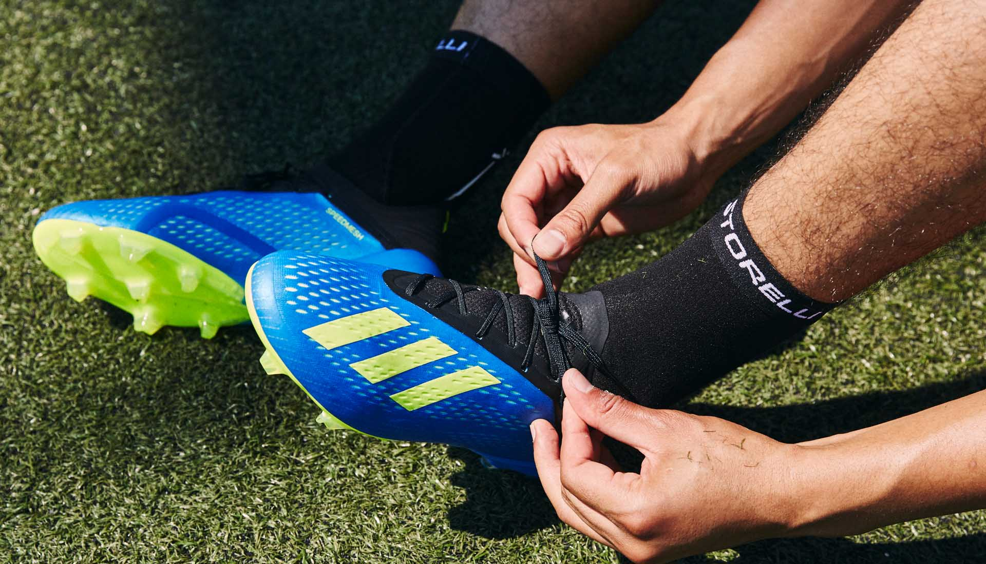 Laced Up: adidas X 18.1 Review
