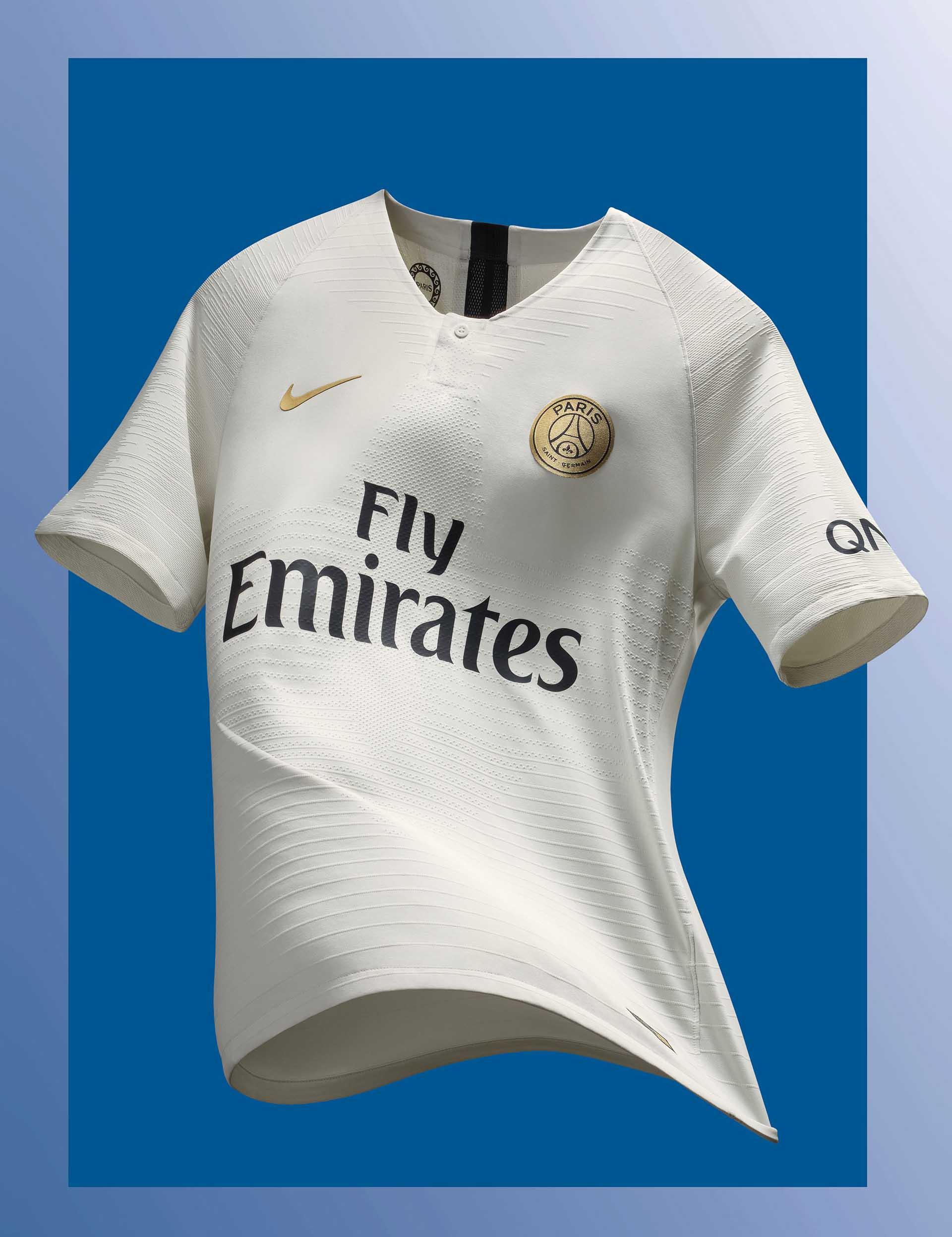 e86d0d51f Nike Launch The PSG 18 19 Away Shirt - SoccerBible