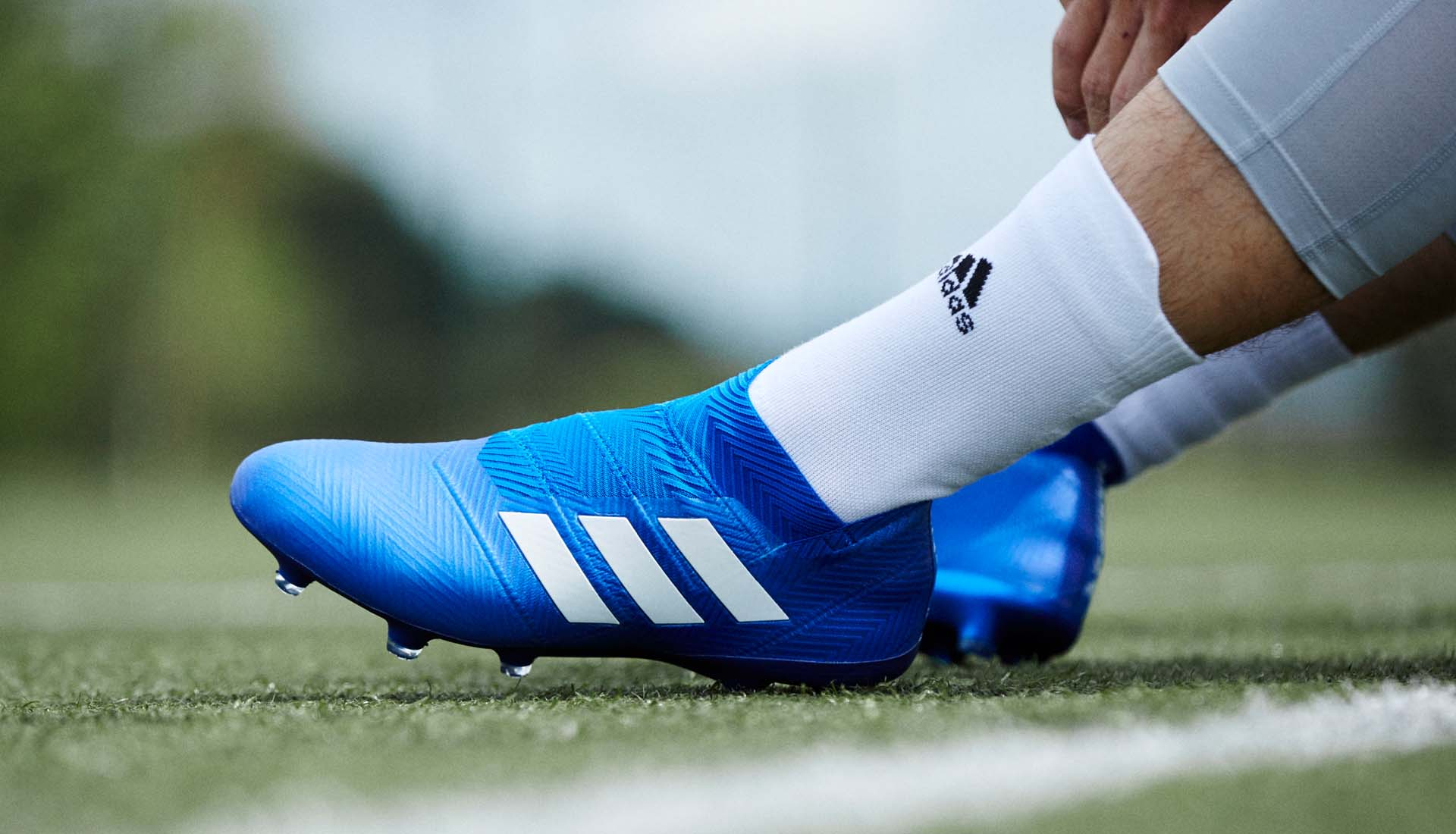 detailed look authorized site crazy price Laced Up: adidas Nemeziz 18+ Review - SoccerBible