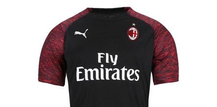 best website 447d8 db583 PUMA Launch The AC Milan 18/19 Third Shirt - SoccerBible