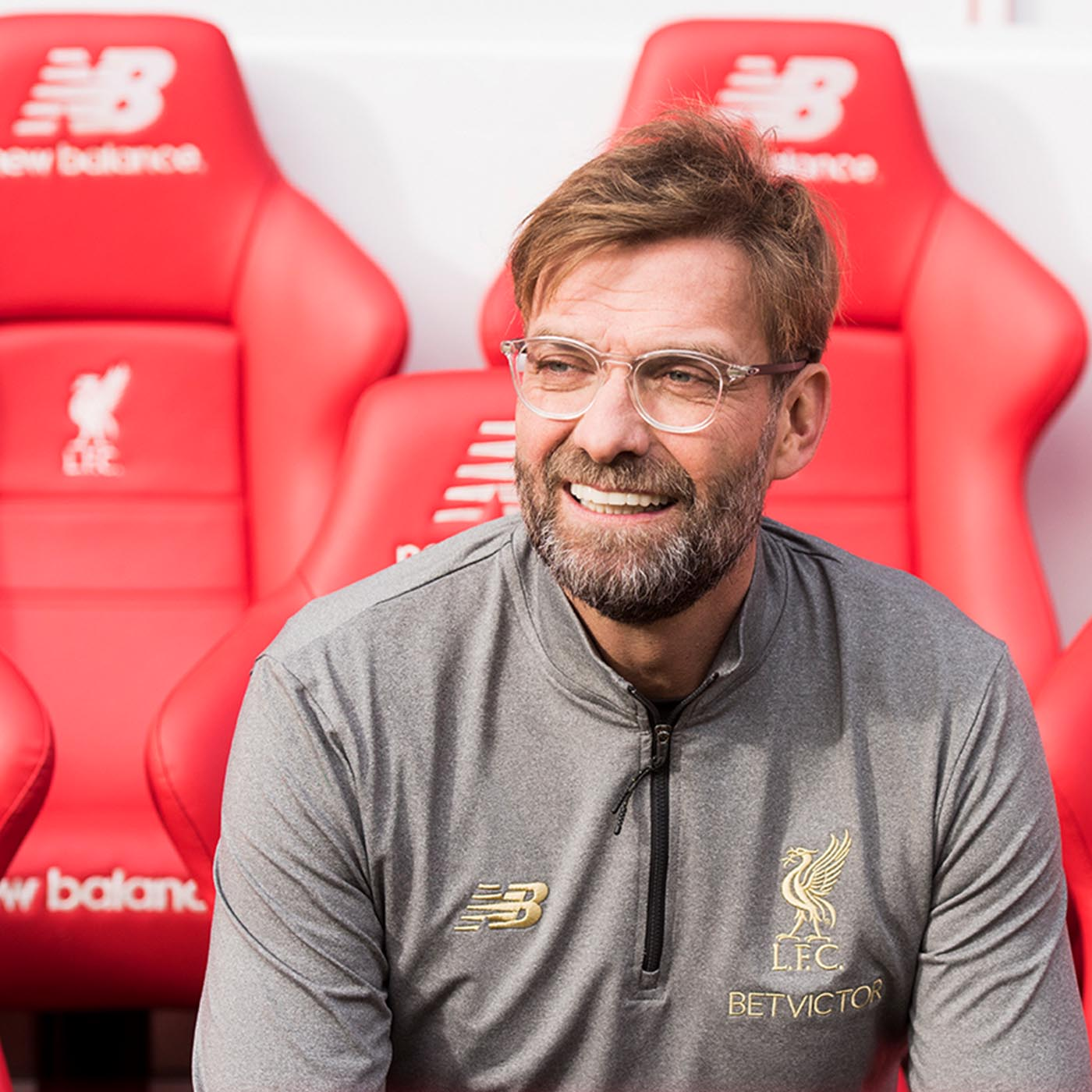 005230320 New Balance Liverpool Managers Collection Klopp body 0002 06.08.18 09.00  BST (2) FW18 Managers