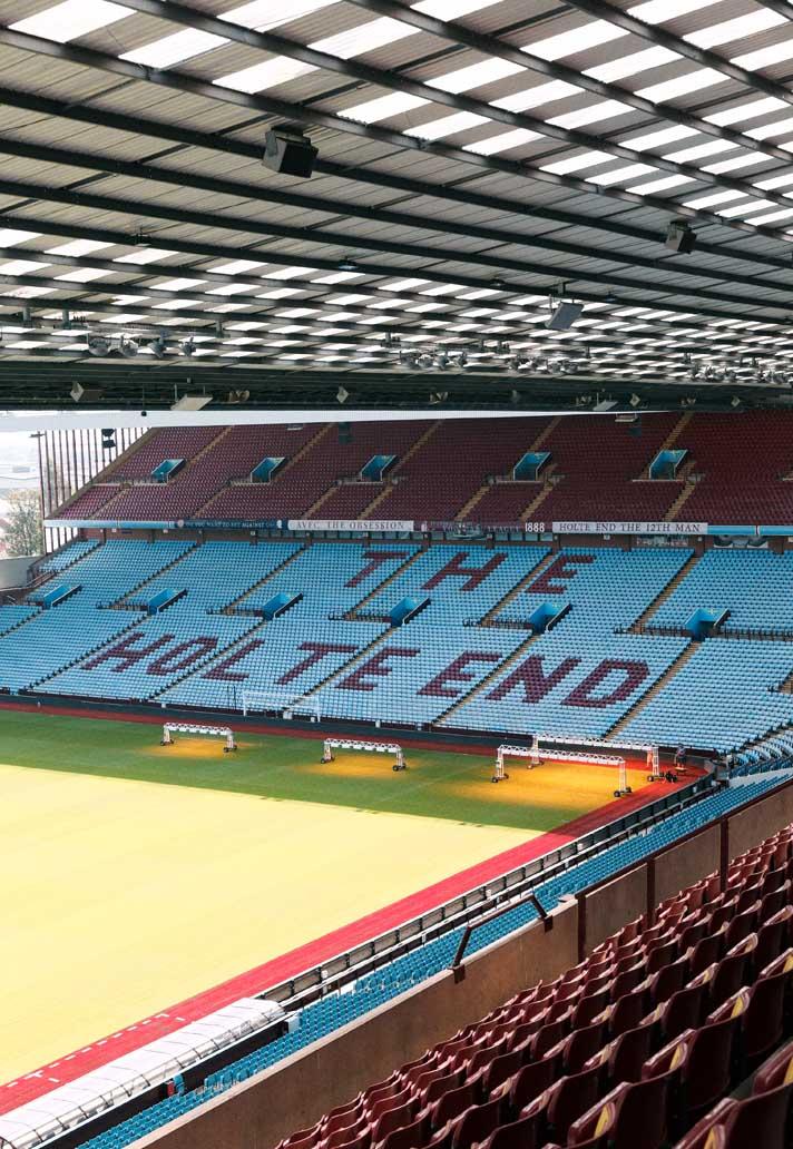 Residence Villa Park Aston Villa Soccerbible