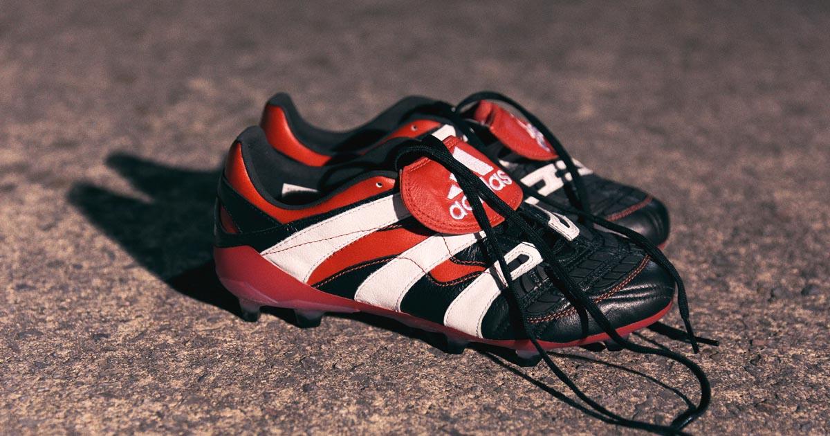 sale retailer 1462f a2184 adidas Reissue the 1998 Predator Accelerator