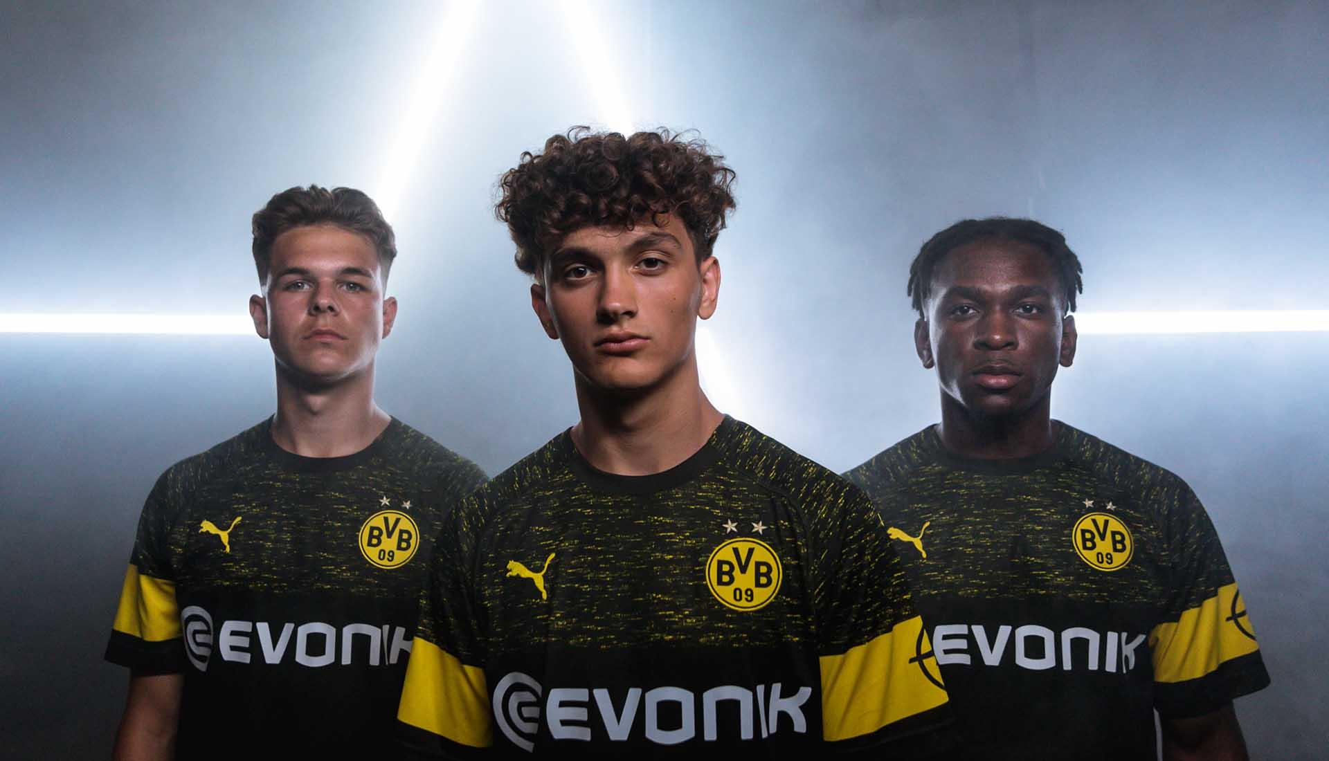Puma Launch The Borussia Dortmund 18 19 Away Kit Soccerbible