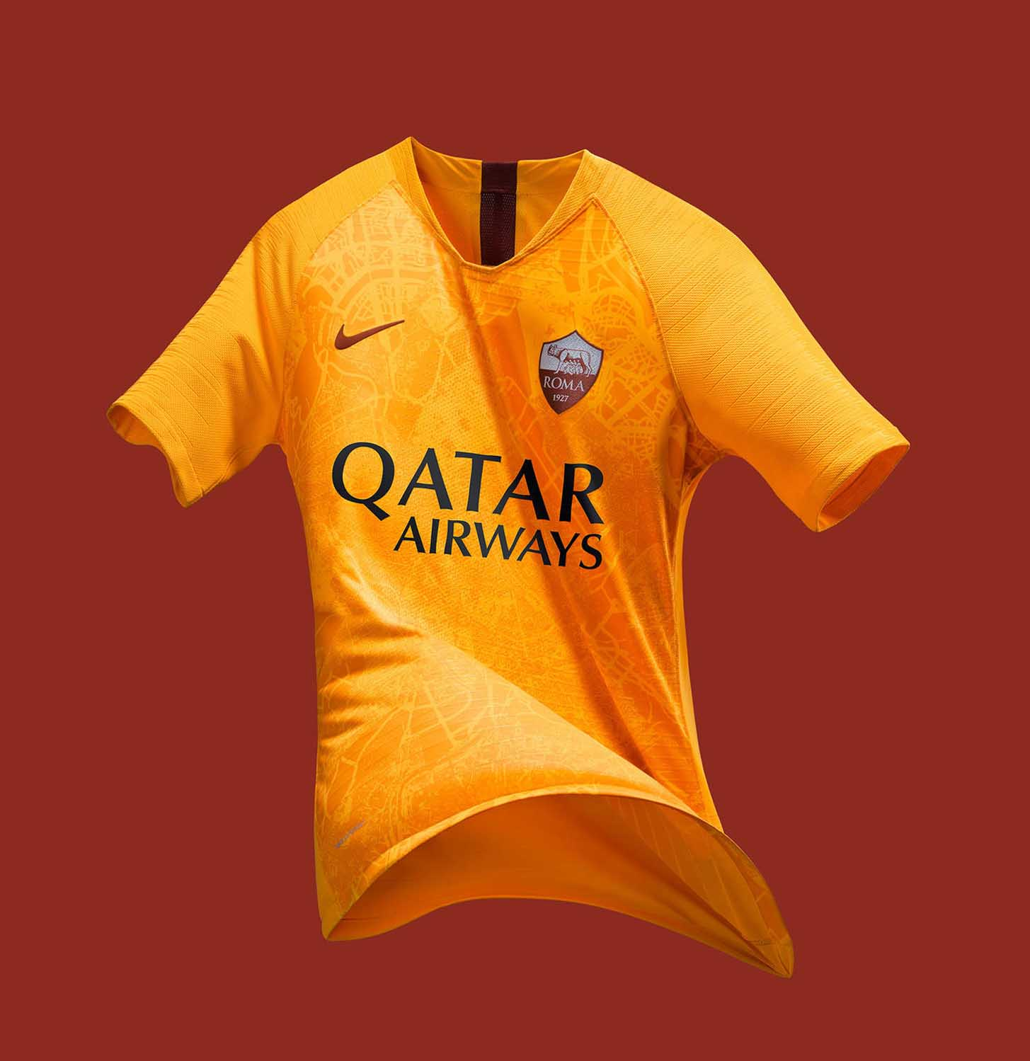 9d97c98c008 Nike Launch The Roma 18/19 Third Shirt - SoccerBible