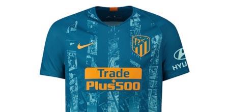 bc40a926b5c Nike Launch Atletico Madrid 18/19 Third Shirt - SoccerBible