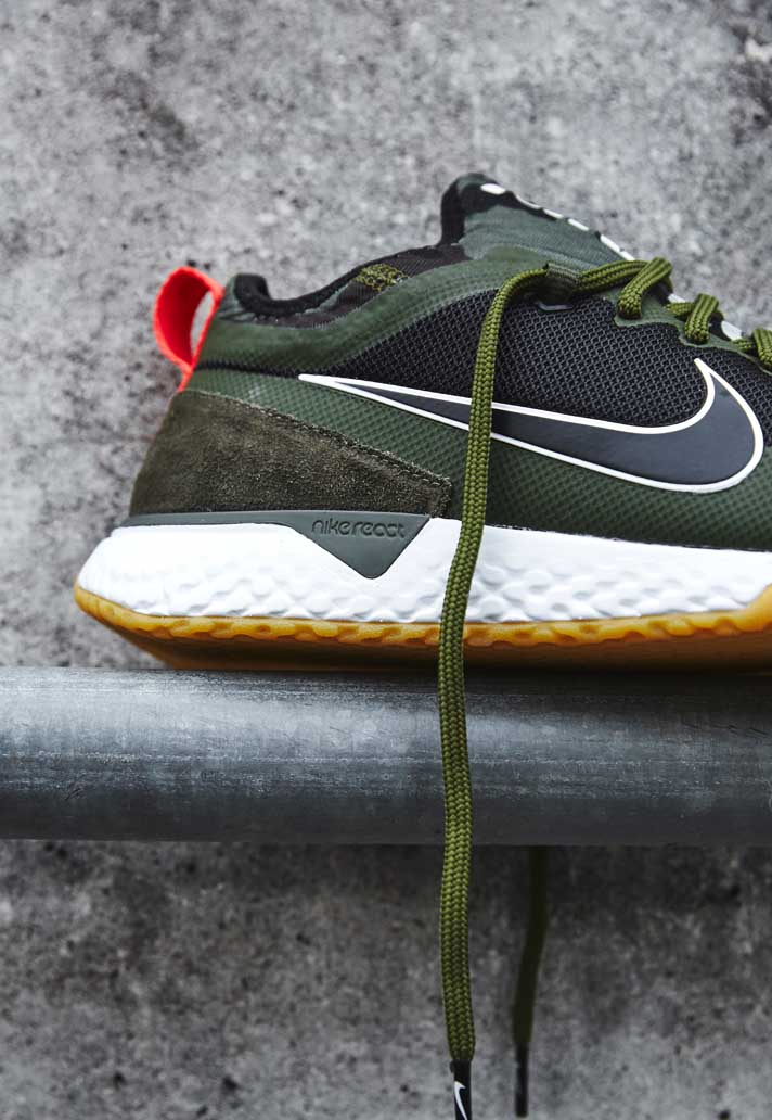 3d6392f6d72 The Nike F.C. React Launches in