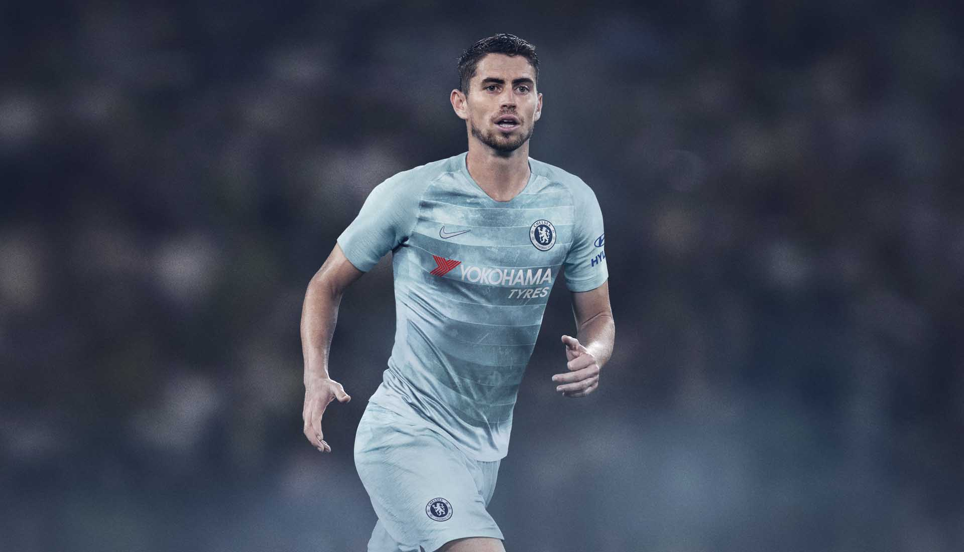 4bd8f9a80 Nike Launch The Chelsea 18 19 Third Shirt. 05 September 2018