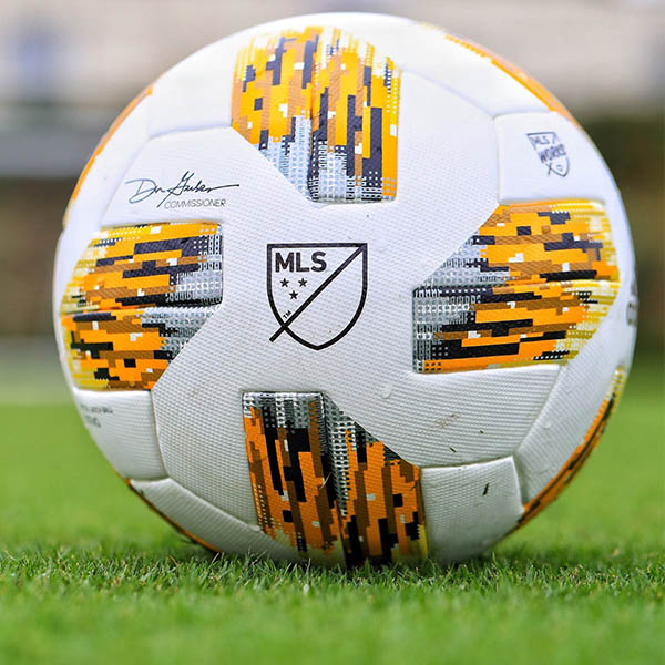 43921ded46 MLS & adidas Reveal the Kick Childhood Cancer Ball