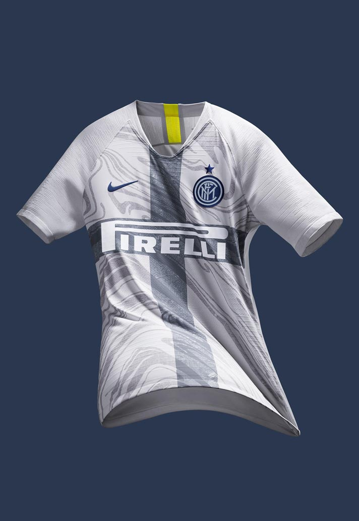 the latest 35051 931cd Nike Launch Inter Milan 2018/19 Third Kit - SoccerBible