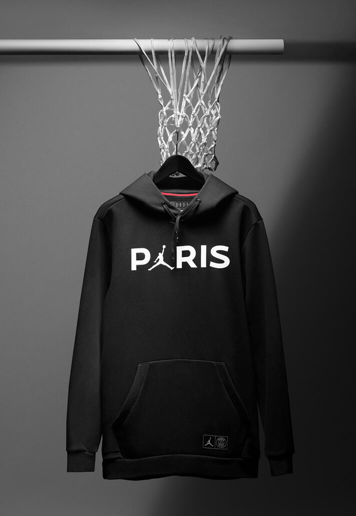 6a11330f0ca Nike Launch Jordan Brand x Paris Saint-Germain Collection - SoccerBible