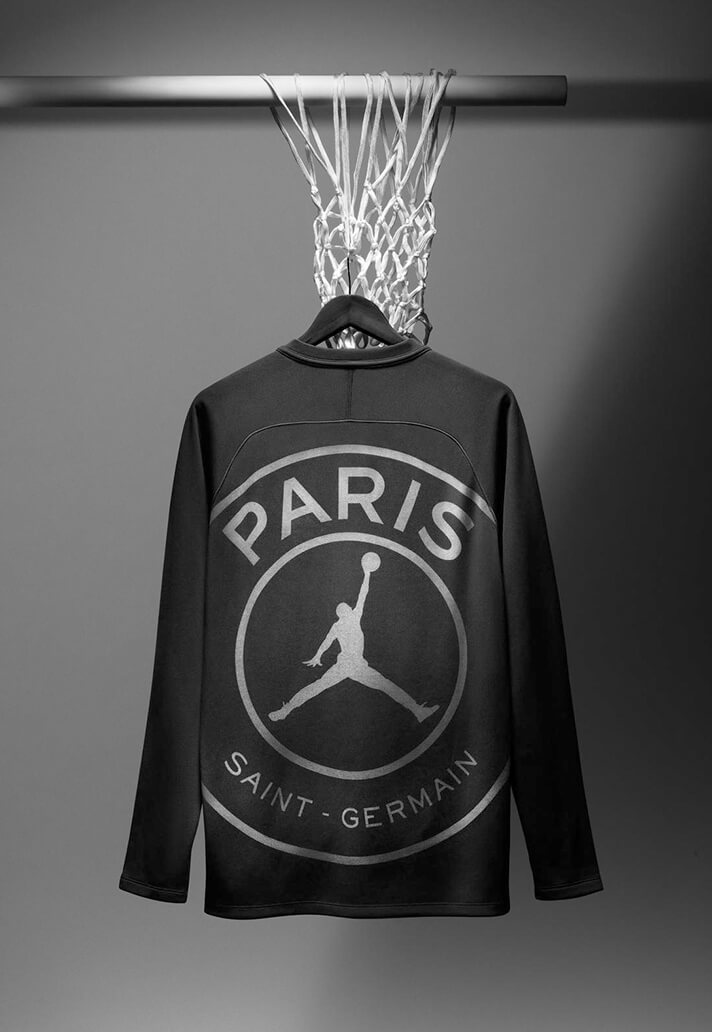 35868a82f16 The Jordan Brand x Paris Saint-Germain collection releases on September 14.  The club will debut its Jordan Brand kit on September 18th in the Champions  ...