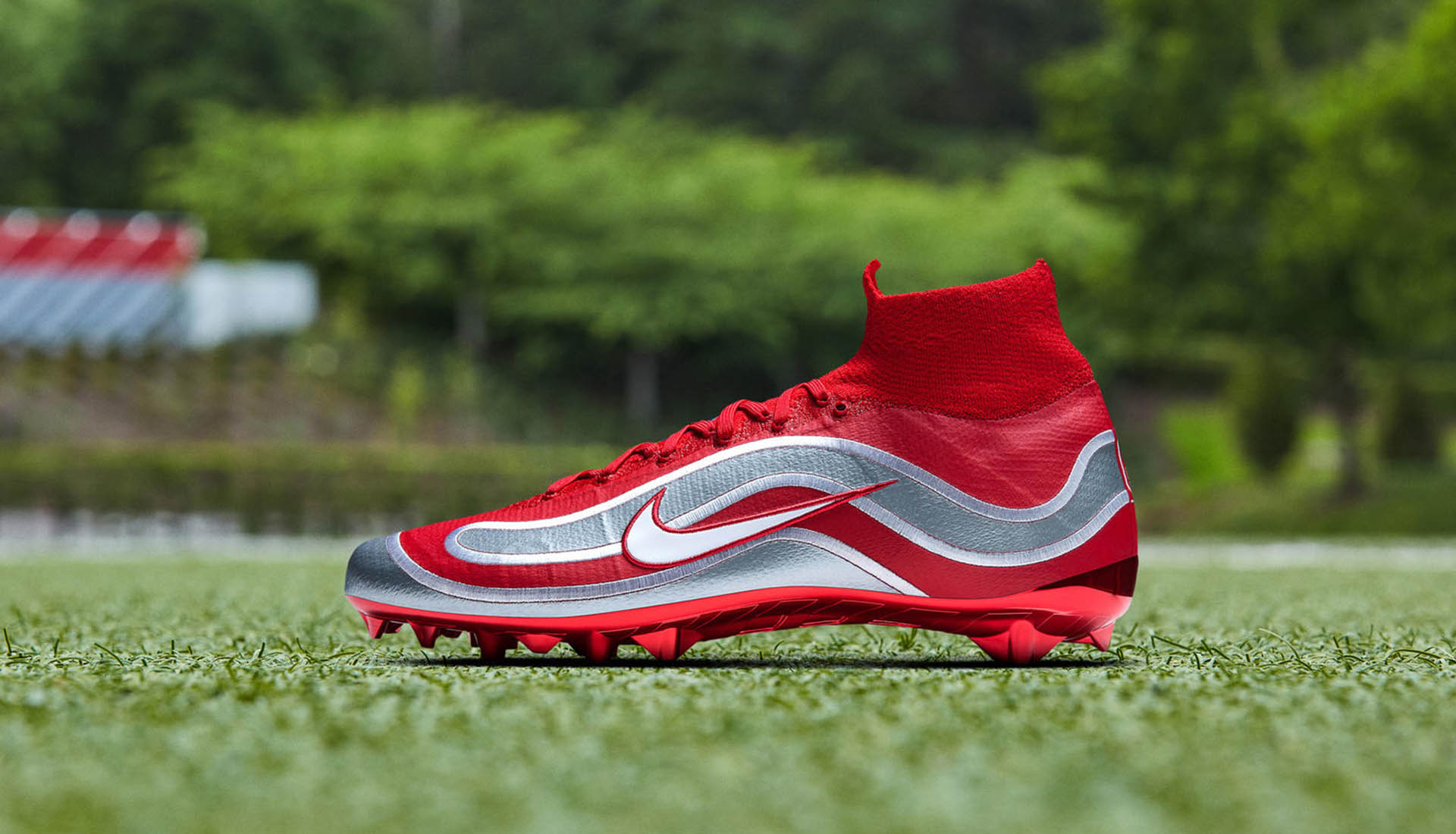 Nike Present Odell Beckham Jr. With R9 Inspired Mercurial
