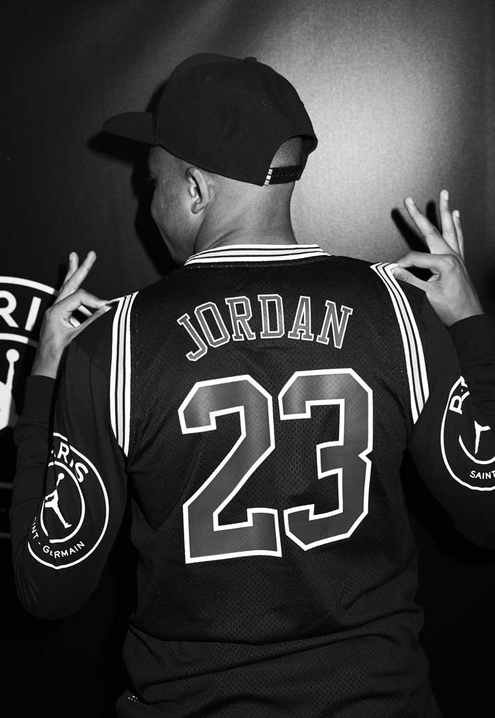low priced 8cb31 04852 In Conversation | Kylian Mbappé Talks Jordan x PSG ...