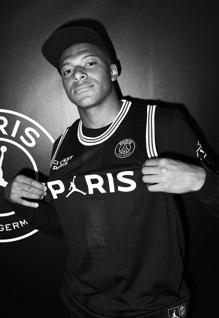 low priced 9993f 1a934 In Conversation | Kylian Mbappé Talks Jordan x PSG ...