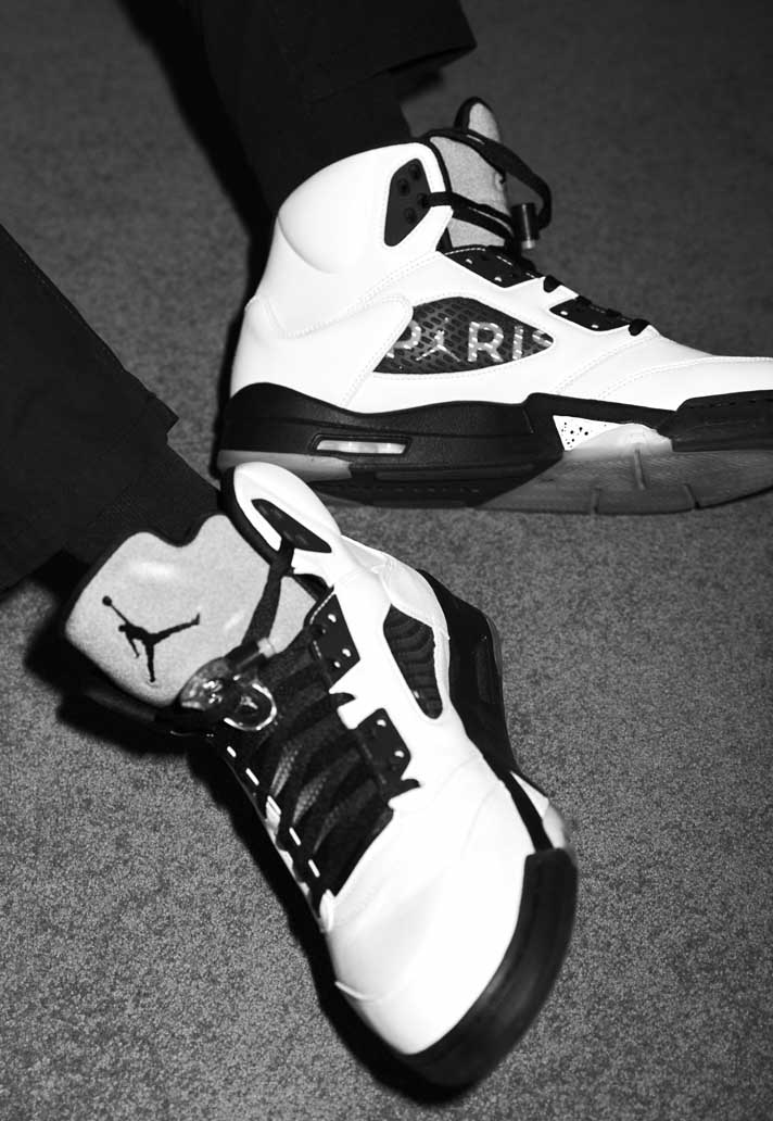 fb875694ca6 In Conversation | Kylian Mbappé Talks Jordan x PSG Collaboration ...