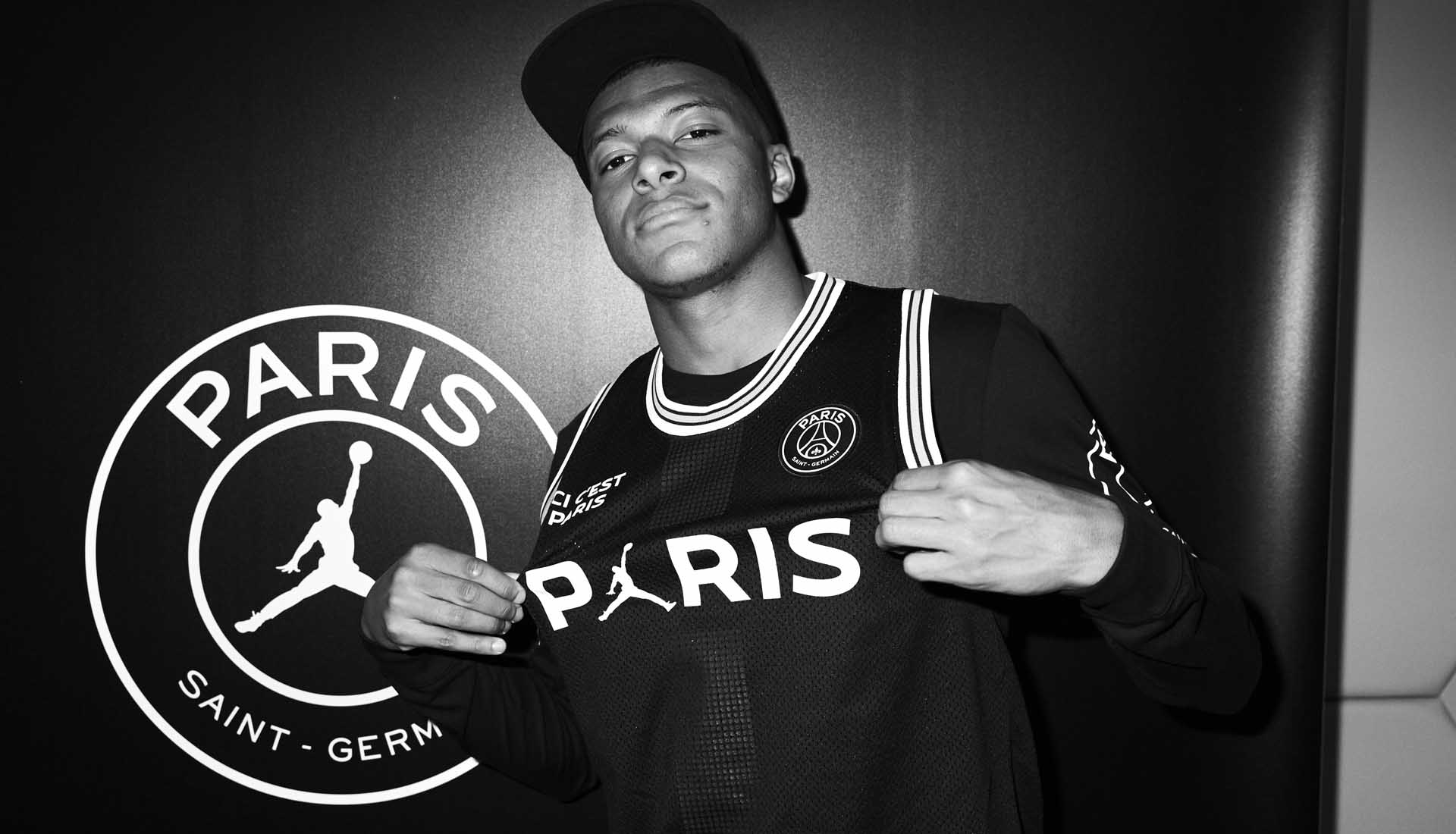 low priced f9510 94c98 In Conversation | Kylian Mbappé Talks Jordan x PSG ...