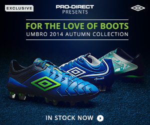 cbe6d1e09 ... The new Umbro UX-1 football boots are available at selected online  stockists including Pro ...