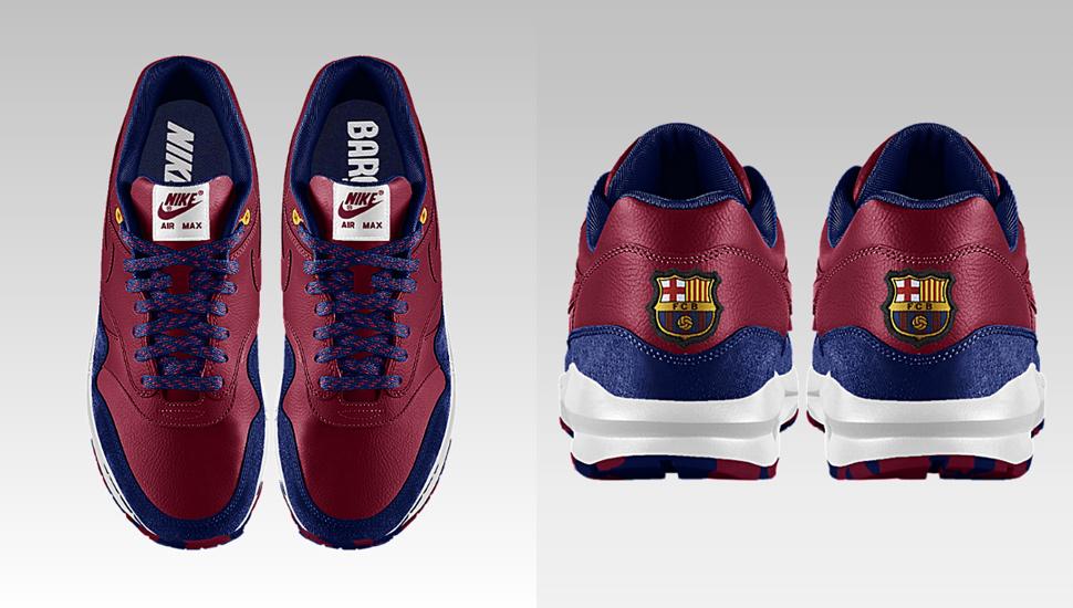 Molesto reunirse Cuarto  Nike Air Max 1 Barca & PSG Editions - SoccerBible