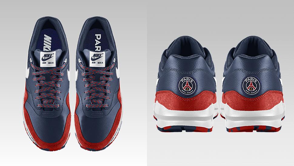 Nike Air Max 1 Barca & PSG Editions SoccerBible
